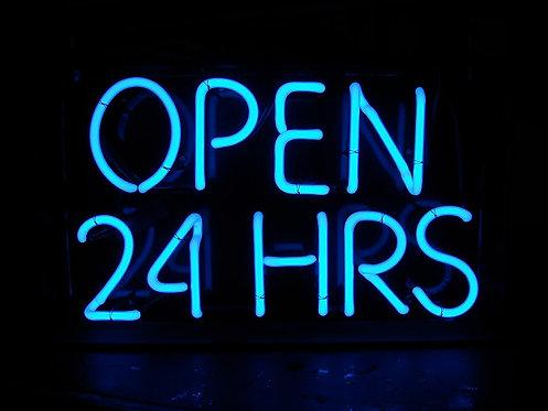 #131 - Open 24 Hours