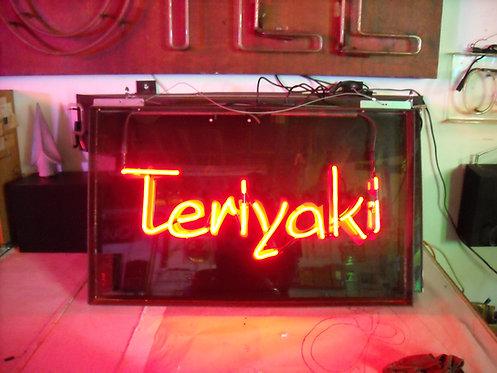 #121 - Teriyaki