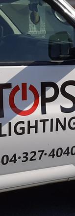 Tops Lighting Penticton Sign Service Kelowna Sign Service Vernon Sign Service Kamloops Sign Service