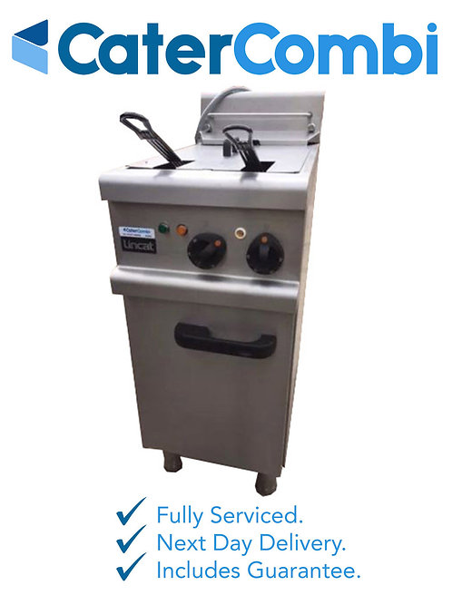 Lincat OE7105 Electric Twin Pot Fryer