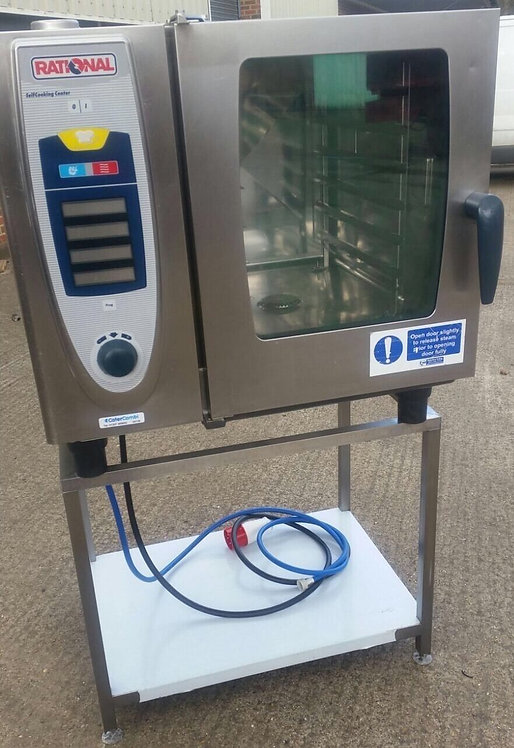 6 Grid Rational SCC Care Control Reverse Hinge(Self Cooking Centre)