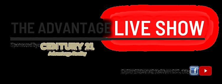 The Advantage Live Show Facebook Cover.p