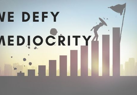 Mediocrity Has Defined The Real Estate Industry For Too Long.