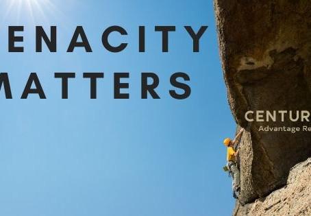 Tenacity Matters