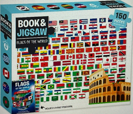 Flags of the WorldJigsaw Puzzles