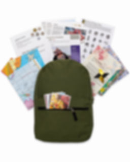Country of the Month Backpack