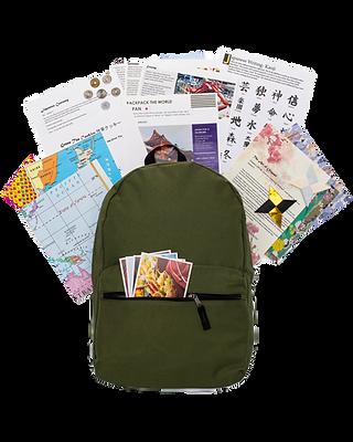 Backpack The World Kit