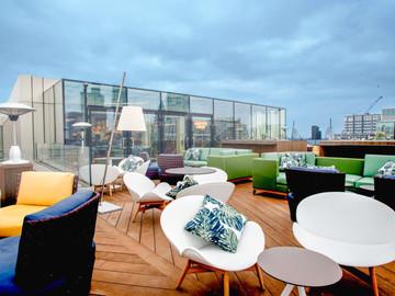 Wine O'Clock: Aviary - Rooftop Bar Edition