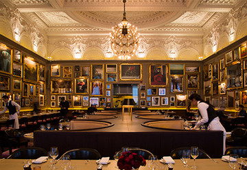 Kisses for Breakfast: Berners Tavern Edition