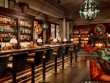 Wine O'Clock - Scarfes Bar, Rosewood Edition