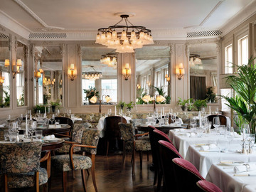 Ladies That Dine: Kettner's Townhouse
