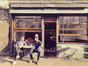 Ladies That Dine: Pidgin, London