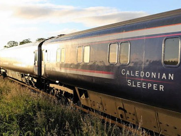 The Caledonian Sleeper: The Overnight Experience