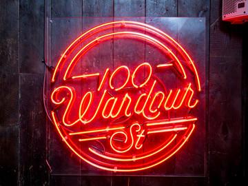 Ladies that dine - 100 Wardour St Edition