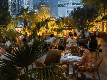 Ladies That Dine! La Cantine Du Faubourg, Dubai