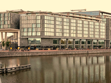 Review: DoubleTree by Hilton Amsterdam Centraal Station