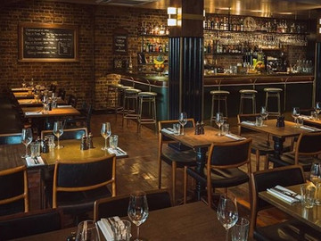 Ladies That Dine: Hawksmoor, Spitafields Edition