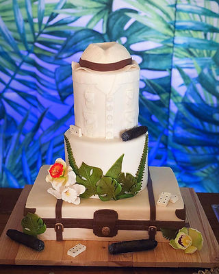 Havana Nights Cake