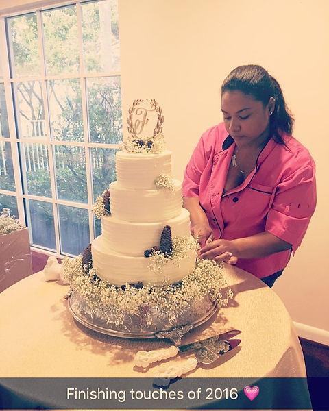 Wedding Cake review (Feb '17)
