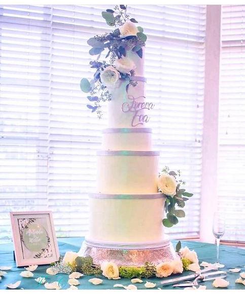 Wedding Cake Review (Nov 18)