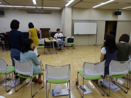 7/23(土)の先生レッスン♪