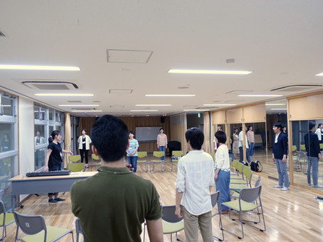 6/25(土)の公募&団員練習♪