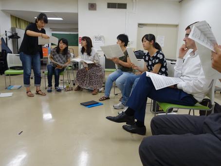 8/17(水)の練習♪