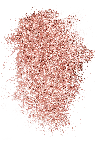 Festive sparkly pink glitter background
