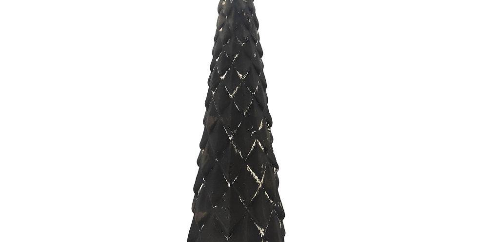 Форма ЕЛЬ 19х62 см, стекло, чёрный