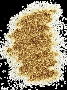 Festive sparkly gold glitter background