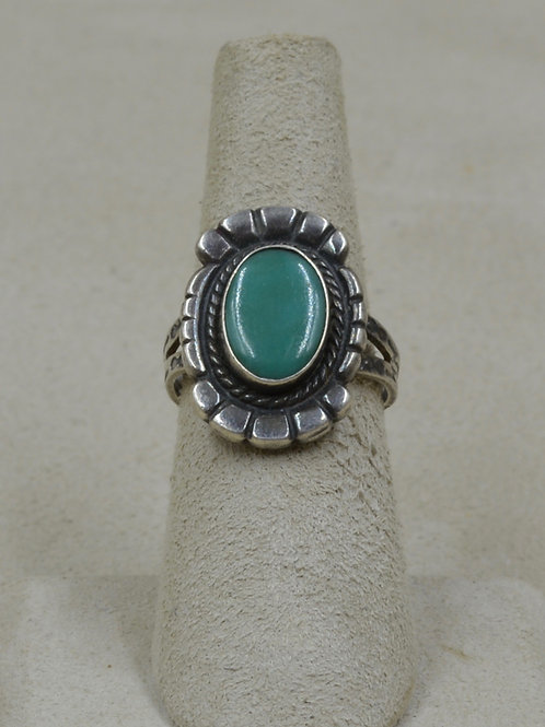 Vintage Fred Harvey 6x Ring