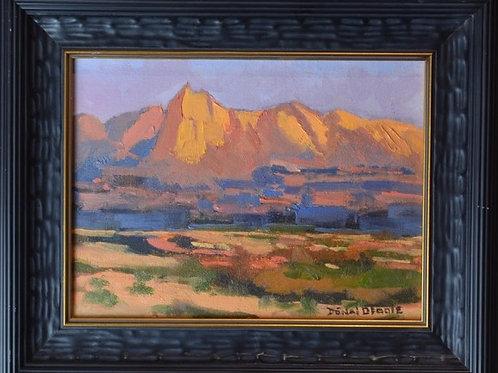 """Dragoon Sunset Arizona"" by Donal O'Toole"