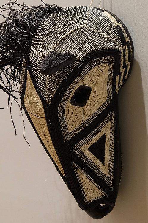 Horse Lion Emberá Mask