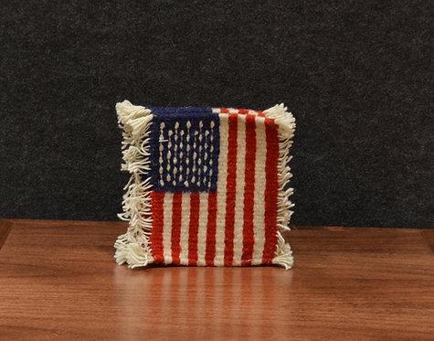 "American Flag Coasters - 4 Pack - 4.5"" X 6"""
