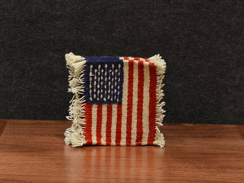 "American Flag Coasters - 4 Pack - 4.5"" X 6"""