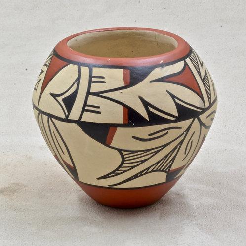 Jemez Vase by E. Sando, 1978