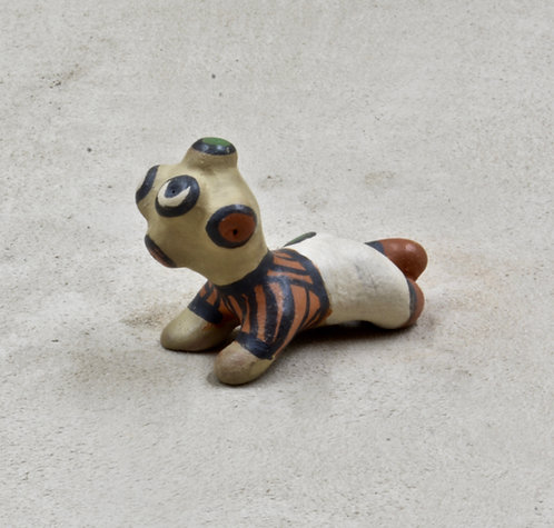 Santa Clara Figurine by Gutierrez - 1983