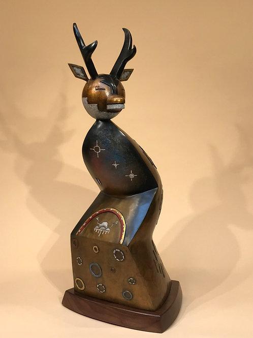 Kindred Spirit by Joe Cajero, Jemez Pueblo