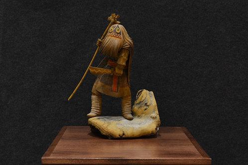 'Ogre Woman' by Loren Philips