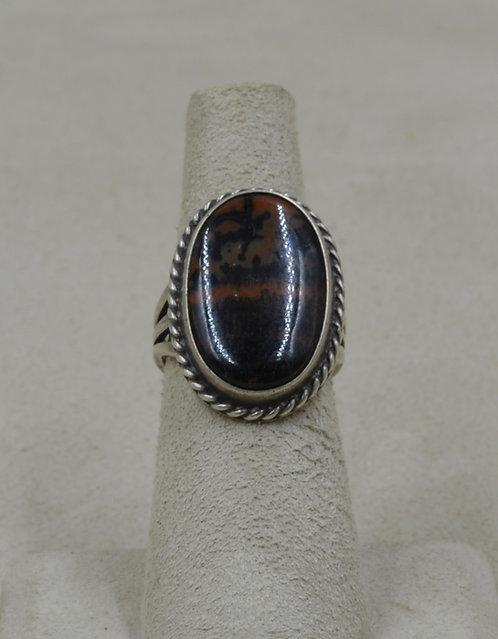 Vintage Fred Harvey 6.75x Ring