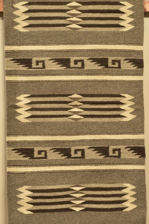 "Zapotec Southwestern Rug - 36"" X 24"""
