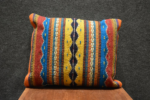 "Set of 2 Zapotec 15"" x 20"" Pillows"
