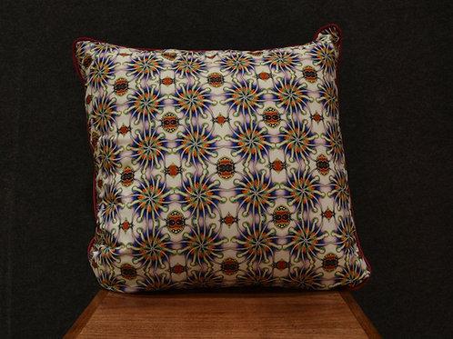 """Heart of Phoenix 24"" Large Art Pillow by Libby Chadd"