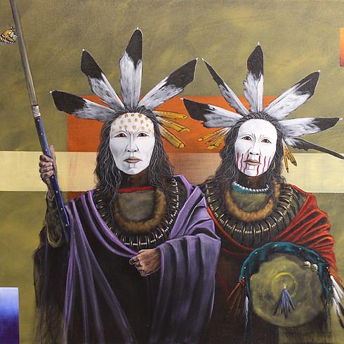 Artist Reception for Yellowman (Navajo)