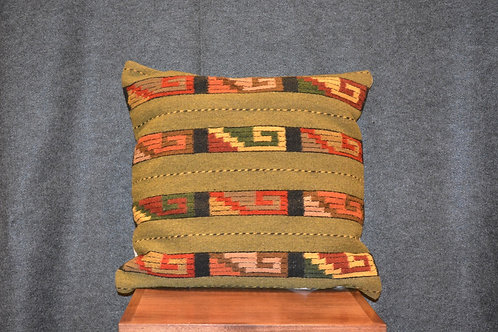 """Set of 2 Large Square Pillows - 22"""" X 22"""""""