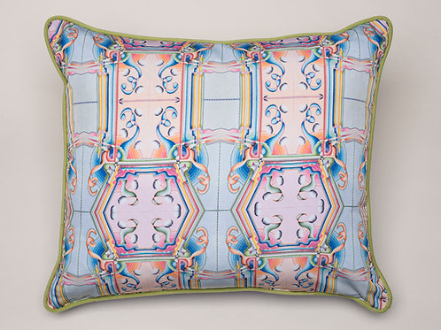 Art Pillow (Small or Large) by Libby Chadd