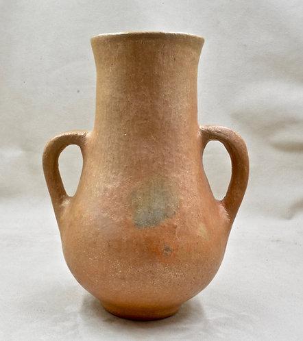 Taos Pueblo Vase by Raphelita Espinoza, 1976
