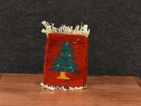 "Holiday Coasters - 4 Pack - 4.5"" X 6"""