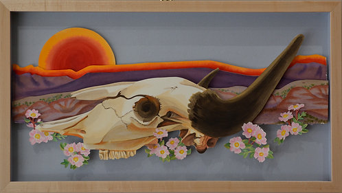 """""""Lay Me Down on a Bed of Roses"""" by Emily Nell"""