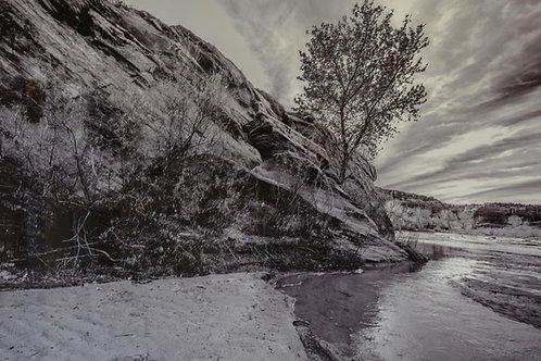 """""""Canyon de Chelly"""" by Arland Ben"""